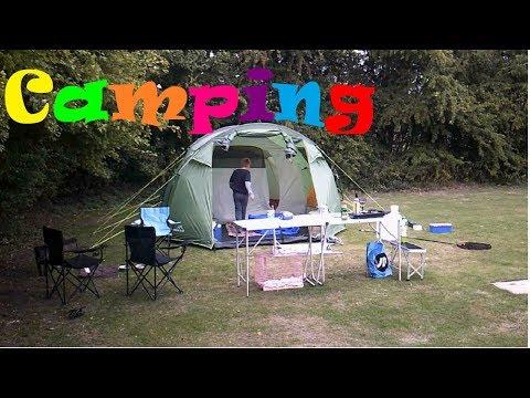 Camping - Brickyard Farm Lakes, Malton, North Yorks