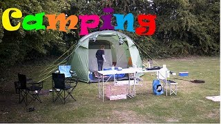Camping - Brickyard Farm Lakes, Malton, North Yorks