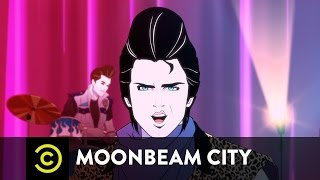 Moonbeam City - Cop This Town