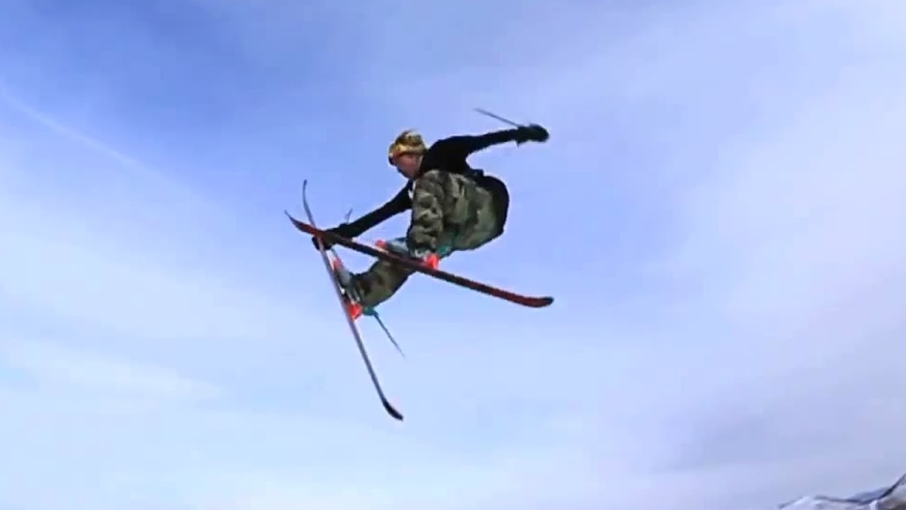 Incredible Ski Stunts 2016
