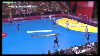 FRANCE VS SUISSE Handball Euro masculin 2016 Qualifications