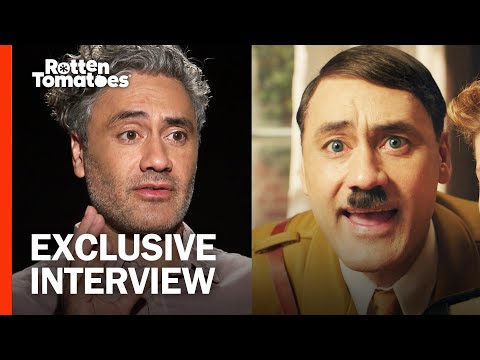 Taika Waititi Explains Why He went From Playing Korg to Playing Hitler in the Acclaimed Jojo Rabbit