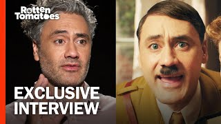 'Jojo Rabbit' Director Taika Waititi Reveals Why He Decided to Play 'Adolf' Hitler | Rotten Tomatoes
