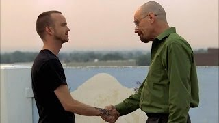 Breaking Bad - The Ecstasy of Gold (tribute video) [seasons 1-4]