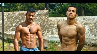 "(Street workout & calisthenics) ""Mohammedia"" - Full Body Workout!"