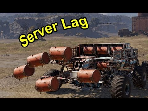 Crossout Porc Spam Party Made The Servers Lagging