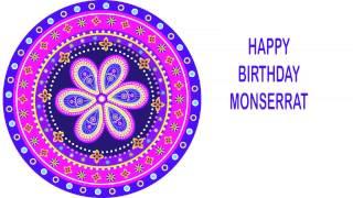 Monserrat   Indian Designs - Happy Birthday