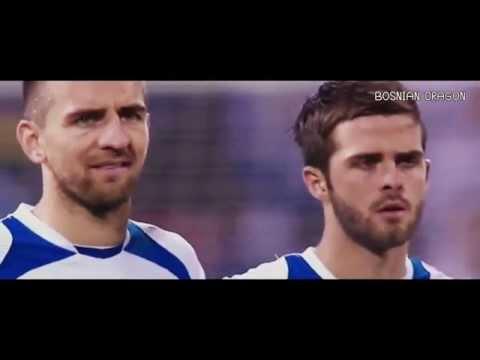 FIFA World Cup 2014: Bosnia and Herzegovina