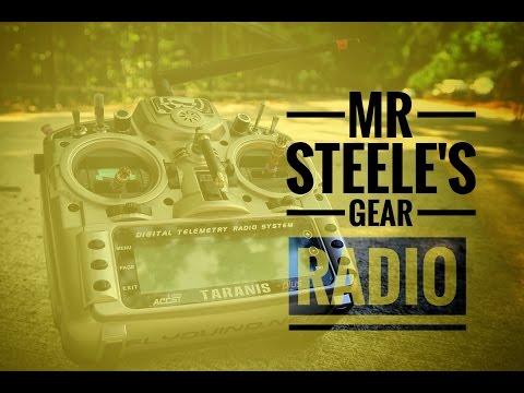 Mr Steele's Gear RADIO