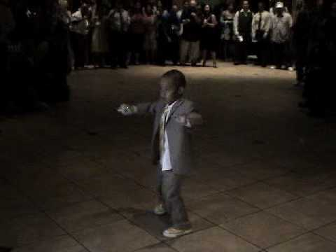 Niko Deleon-Francis & Dana Wedding-Michael Jackson performance