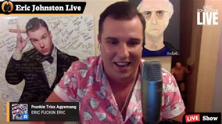 """Eric Johnston Live: Ep. 7 """"Travel Tales"""" Feat. Danny Martinello, Carrie Soave, Joe Taormina & Chad!"""