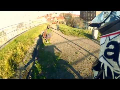 Just having some Saturday fun with CH Racing WSM and Honda CBR 125cc - GoPro HD HERO2