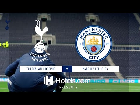 The Premier League starts HERE |  Spurs vs Man City