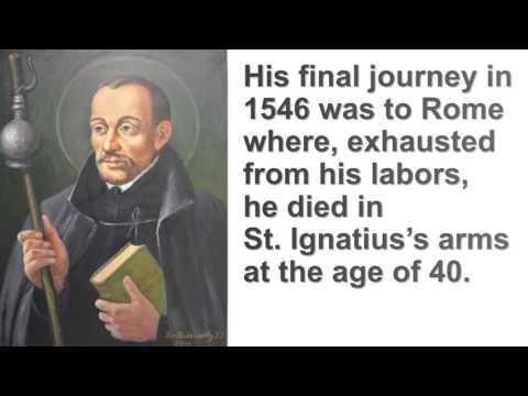 St. Peter Favre