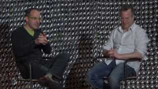 Interview: Scott Kirsner interviews Ben Mezrich at TEDxBeaconStreet