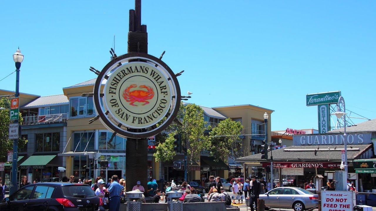 Fresh Crab San Francisco Wharf