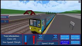 GCR Railway Roblox video