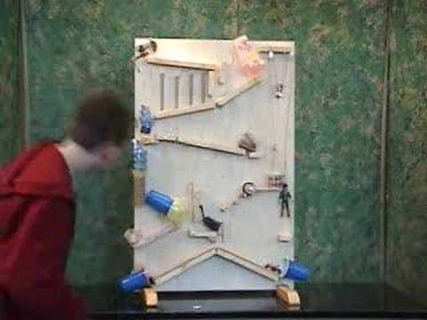 how to make a balloon machine