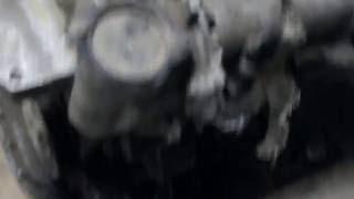 Двигатель б/у AZQ (BME) Skoda Fabia 1.2 бензин