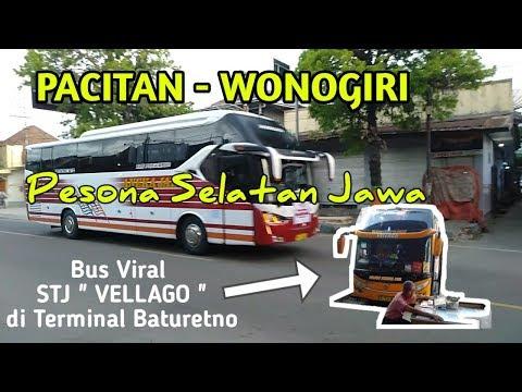 Bus Aneka Jaya Pacitan Baturetno Wonogiri