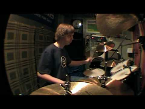 Killswitch Engage - Rose of Sharyn (Drum Cover)