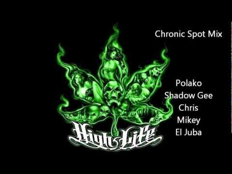 Chronic Spot Mixtape. Sesh Two - Polako, Shadow Gee, Chris, Mikey & El Juba