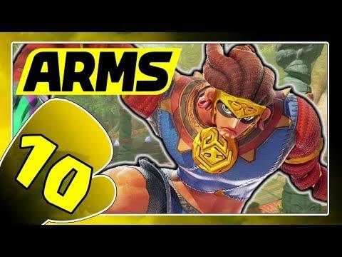 ARMS Part 10: Misango, die Tarzan & Hercules Fusion