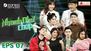 Nhanh Như Chớp | Tập 7 Full: Khách mời nghi ngờ Trường Giang và hoang mang khi Hari Won đọc câu hỏi