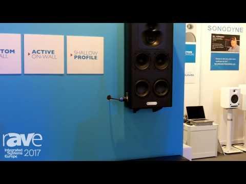 ISE 2017: Sonodyne Technologies Presents Professional Line of SRT Active Speakers