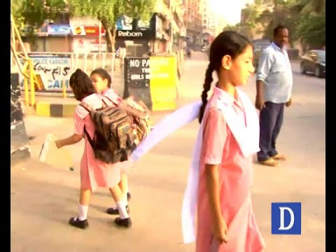 Karachi: security concerns about School kids