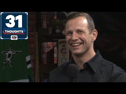 Jason Spezza on Playing 1000 Games, His Friendship with The Late Ray Emery and More! | 31 Thoughts