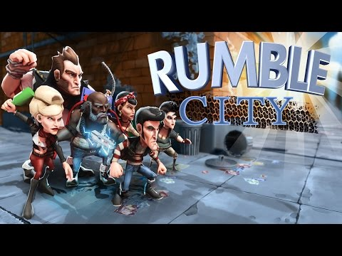 Rumble City (by Avalanche Studios) - iOS / Android / Amazon - HD Gameplay Trailer
