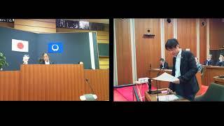 令和元年大網白里市議会第2回定例会 個人質問 黒須俊隆議員(6/14)