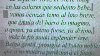 Poesía de Luis de Góngora