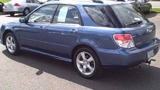 2007 Subaru Impreza 2.5i Sport Wagon Ron Tonkin Pre-owned