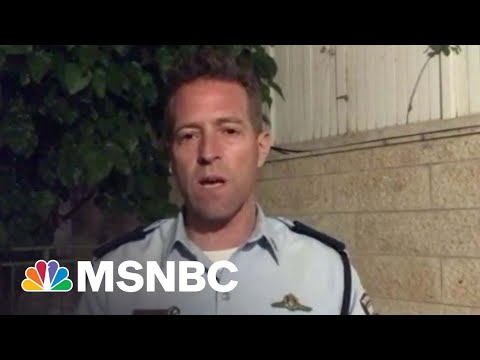 One-On-One With Israel's Police Spokesman   MSNBC