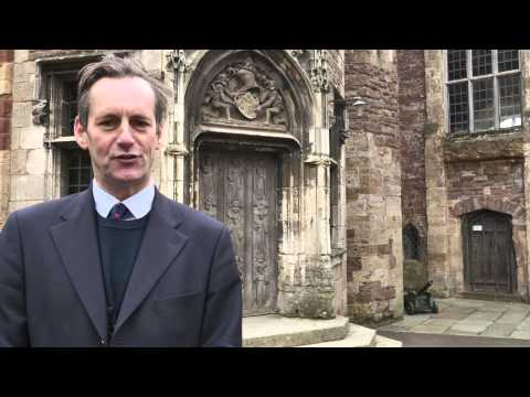 Berkeley Castle // Welcome Video