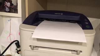Ремонт принтера Xerox Phaser