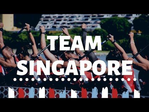 Dragonboat Evolution - Team Singapore