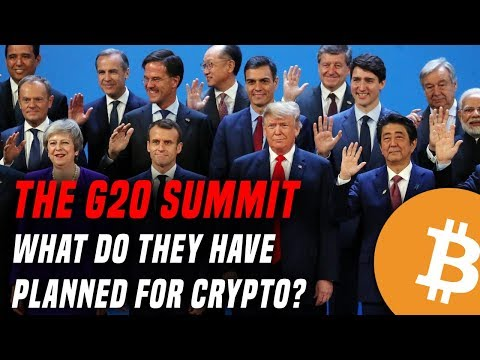 The G20 On Bitcoin | What Are They Planning?