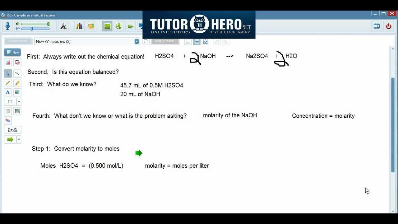 online chemistry problem solver online chemistry molarity  online chemistry molarity titration problem online chemistry molarity titration problem