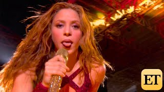 Shakira's Super Bowl Tongue Wag: How the Internet Is Reacting