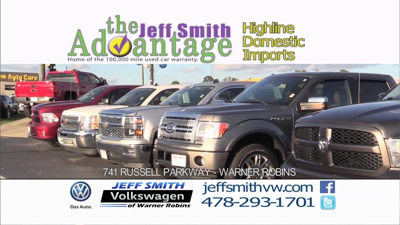 jeff smith vw home of the jeff smith advantage - youtube