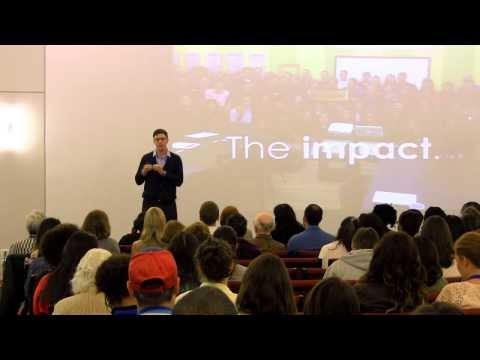 When classrooms and community connect kids win: Matthew McCabe at TEDxWellsStreetED