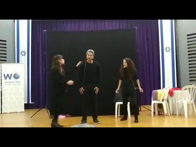 קדימה מדע- פיתוח מקצועי דרך תיאטרון פלייבק