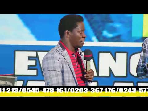 JESUS CHRIST IS THE WAY TO HEAVEN   BY EVANGELIST AKWASI AWU