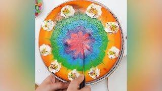 Satisfying Cake! Amazing Cake Decorating compilation!