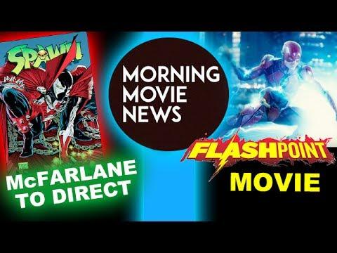 Spawn Movie from Jason Blum, DCEU Flash Flashpoint Movie