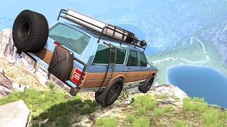 Off Road Crashes & Fails #28 – BeamNG Drive | CrashBoomPunk