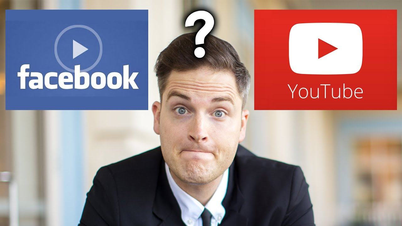 Facebook video vs youtube video for churches youtube malvernweather Choice Image